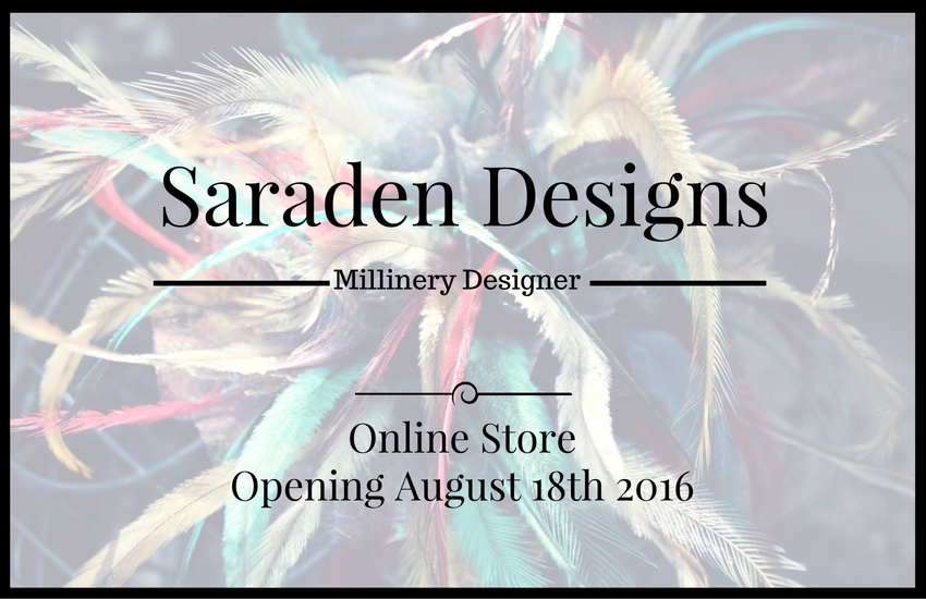 Saraden Designs - Online Store Press Release