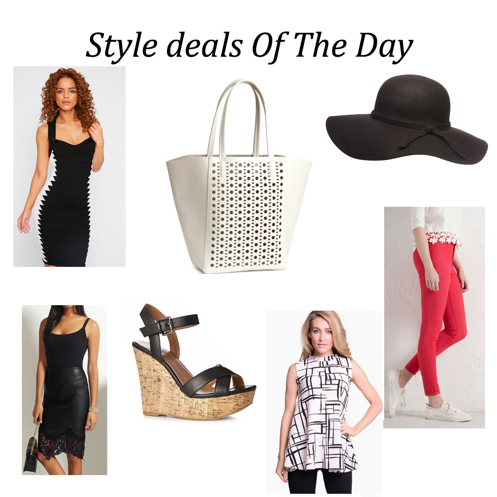 Style Deal of The Day All