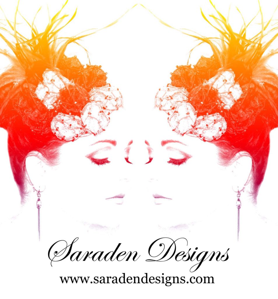 Saraden Designs - London Hat Week Debut Press Release