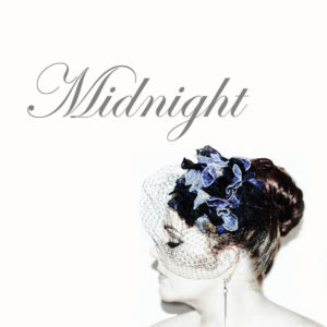 Midnight - Saraden Designs Millinery