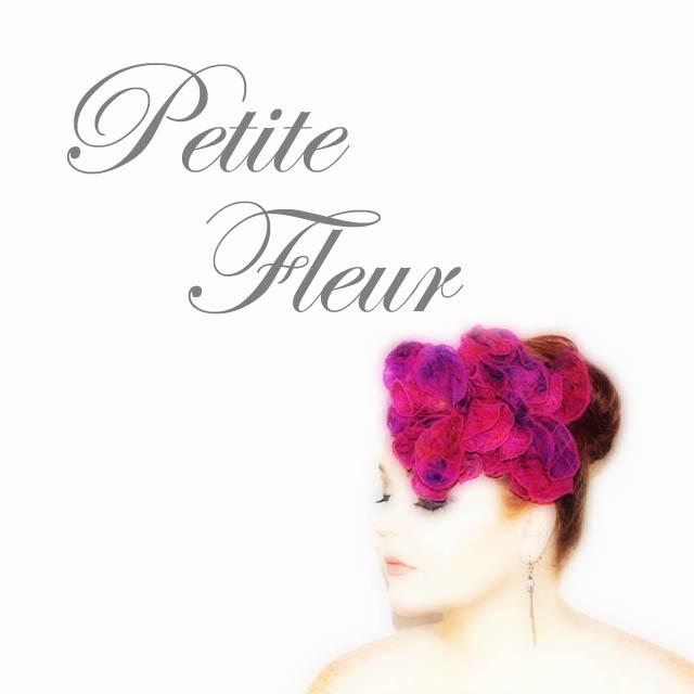Petite Fleur - Saraden Designs Millinery