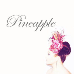 Pineapple - Saraden Designs Millinery