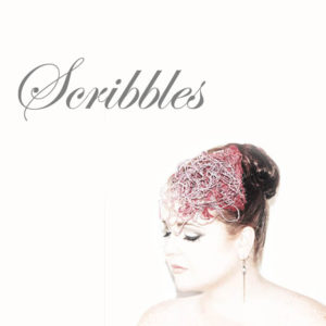 Scribbles - Saraden Designs Millinery