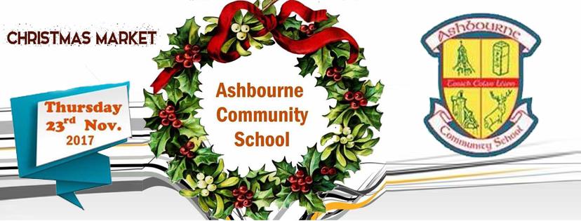 Ashbourne Community School Christmas Market