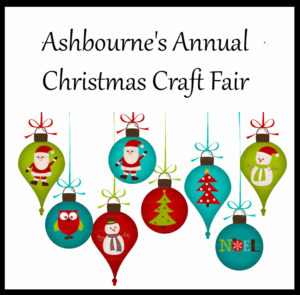 Saraden Designs @ Ashbourne's Annual Craft Fair November 19th