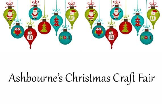 Ashbournes annual Christmas Craft Fair