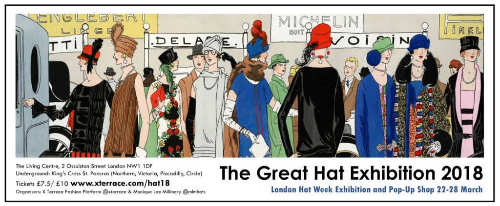 London Hat Week 2018