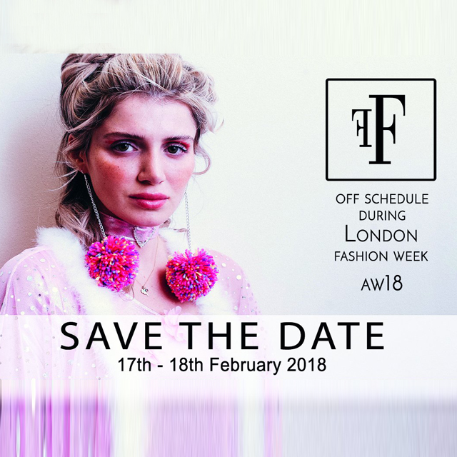 Fashions Finest AW18 During London Fashion Week - Saraden Designs