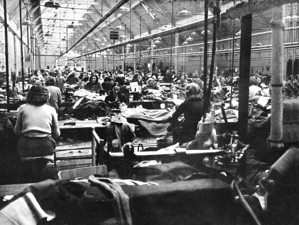 The Limerick Clothing Factory