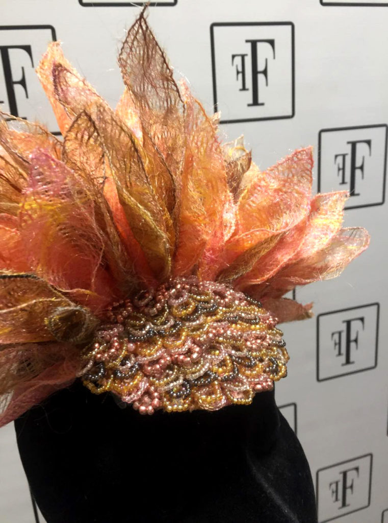 Flourish - Saraden Designs - Fashions Finest London Fashion week