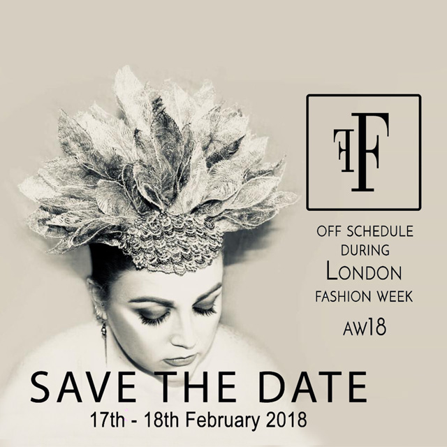 Flourish - London Fashion Week 2018 - Saraden Designs