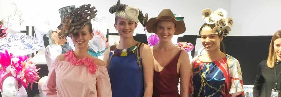 Saraden Designs - Evolution - London Hat Week - Press Preview