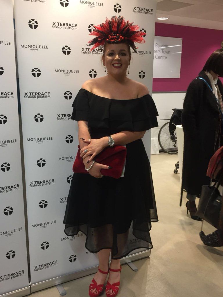 Evolution - SaradenDesigns - London Hat Week 2018 - Sarah O' Rourke
