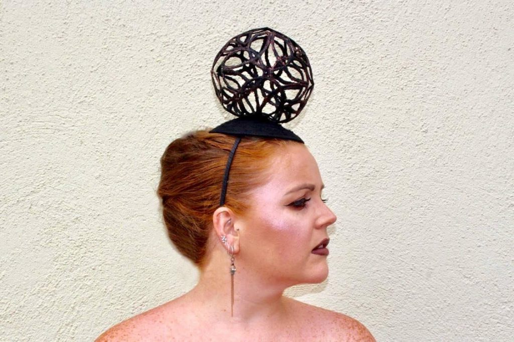 Lincoln International Millinery Competition & Exhibition – United Kingdom - Design - Amity