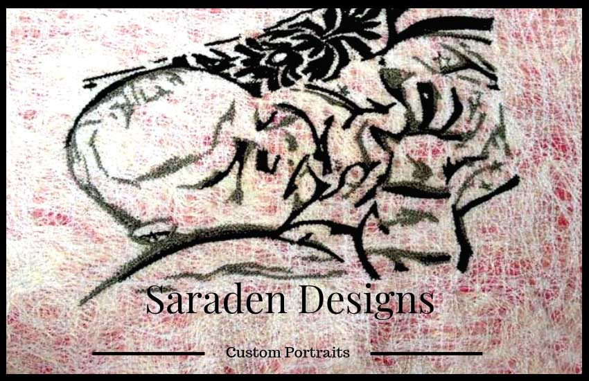 Sraden Designs - Custom Portraits