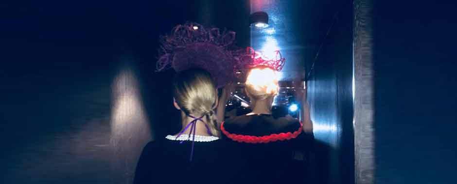 London Fashion week - Sarden Designs