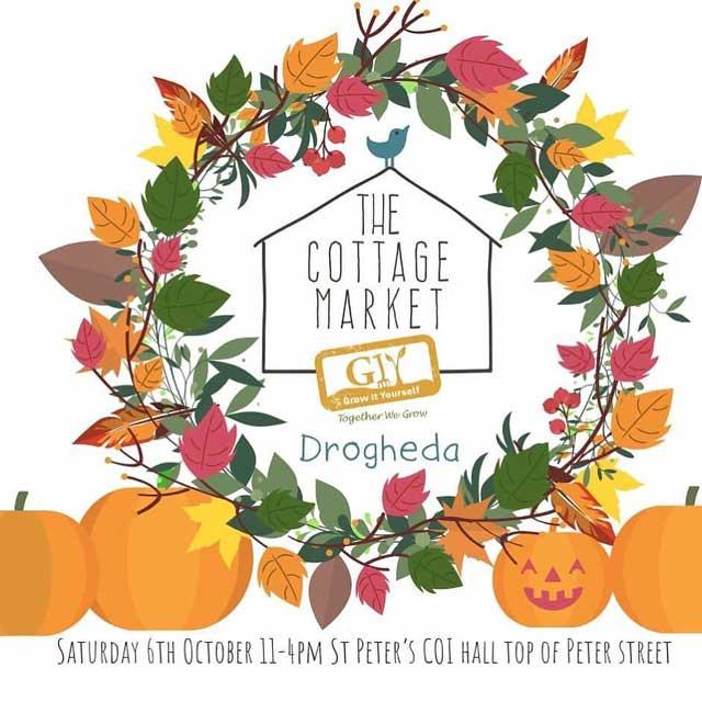 Saraden Designs @ The Cottage Market Drogheda October 6th 2018