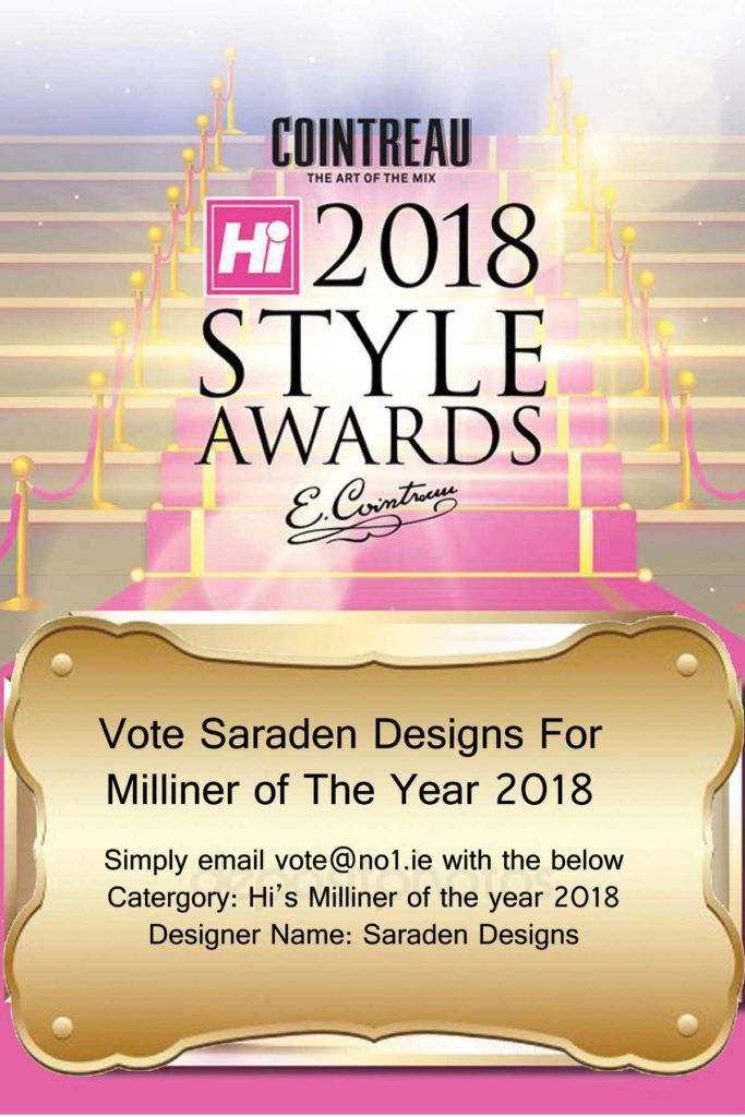 Hi Style Awards 2018 - Nomination