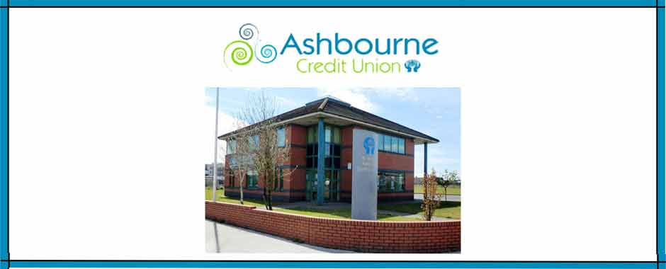 Ashbourne Credit Union - Saraden Designs