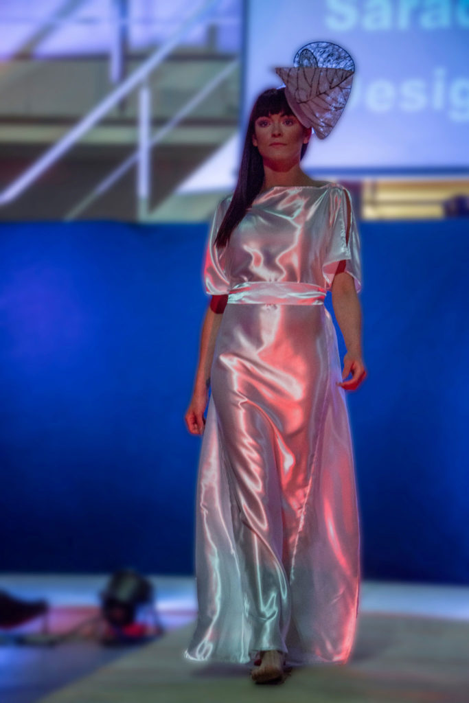 Saraden Designs - Sustainable Fashion Show as part of Fashion Revolution Week with Native Events