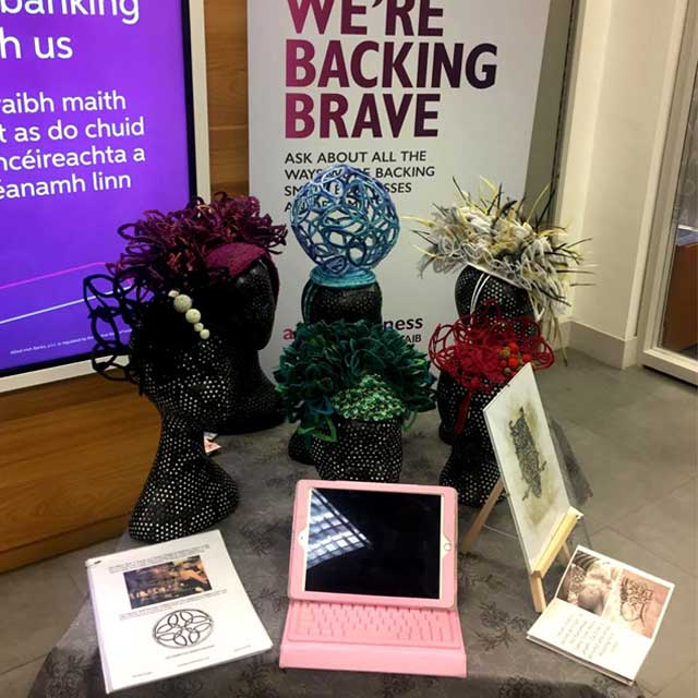 Saraden Designs at AIB Business Showcase Day
