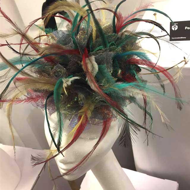 Saraden Designs - London Hat Week 2016
