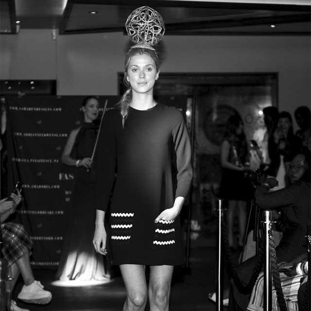 Saraden Designs - London Fashion Week IC Luxury Networking