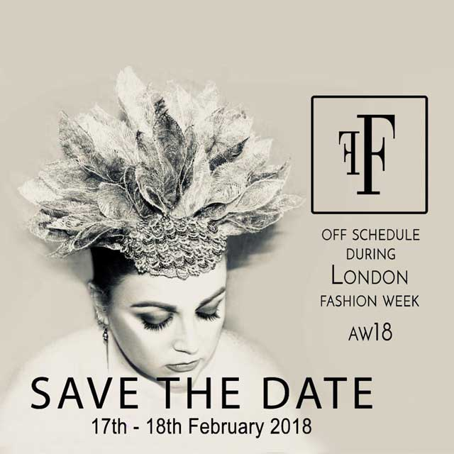 Saraden Designs -  London Fashion Week