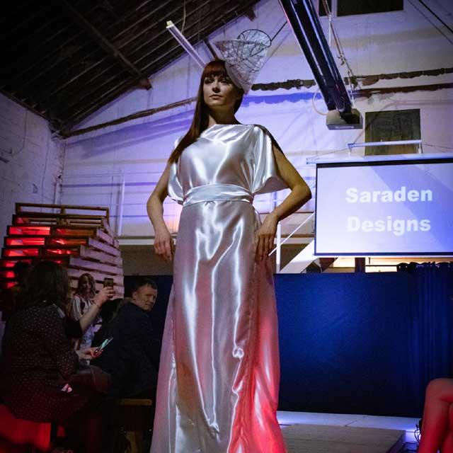 Saraden Designs - Sustainable Fashion Show