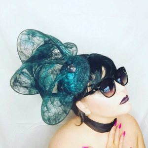Triad- Millinery - Saraden Designs - Occassion Wear