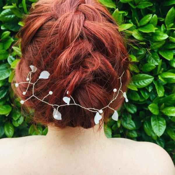 Wire Piece - Simple Bridal - Millinery - Saraden Designs - Occasion Wear