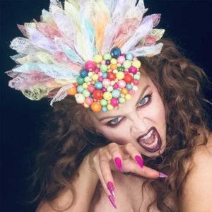 Circus- Millinery - Saraden Designs - Occassion Wear