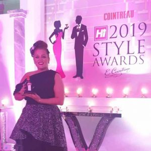 The Cointreau Hi Style Awards 2019 - Milliner of the Year Winner