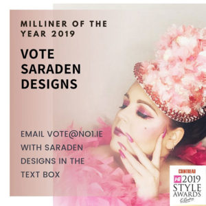 Milliner of The Year Finalist 2019