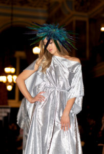 Saraden Designs - SS20 Collection Oceanic Nature - Leicester Fashion Week - Photographer Dana Sonia