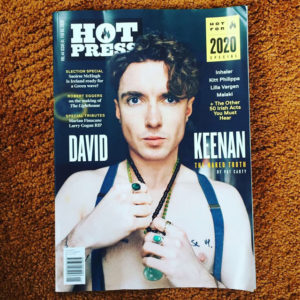 HOT PRESS MAGAZINE
