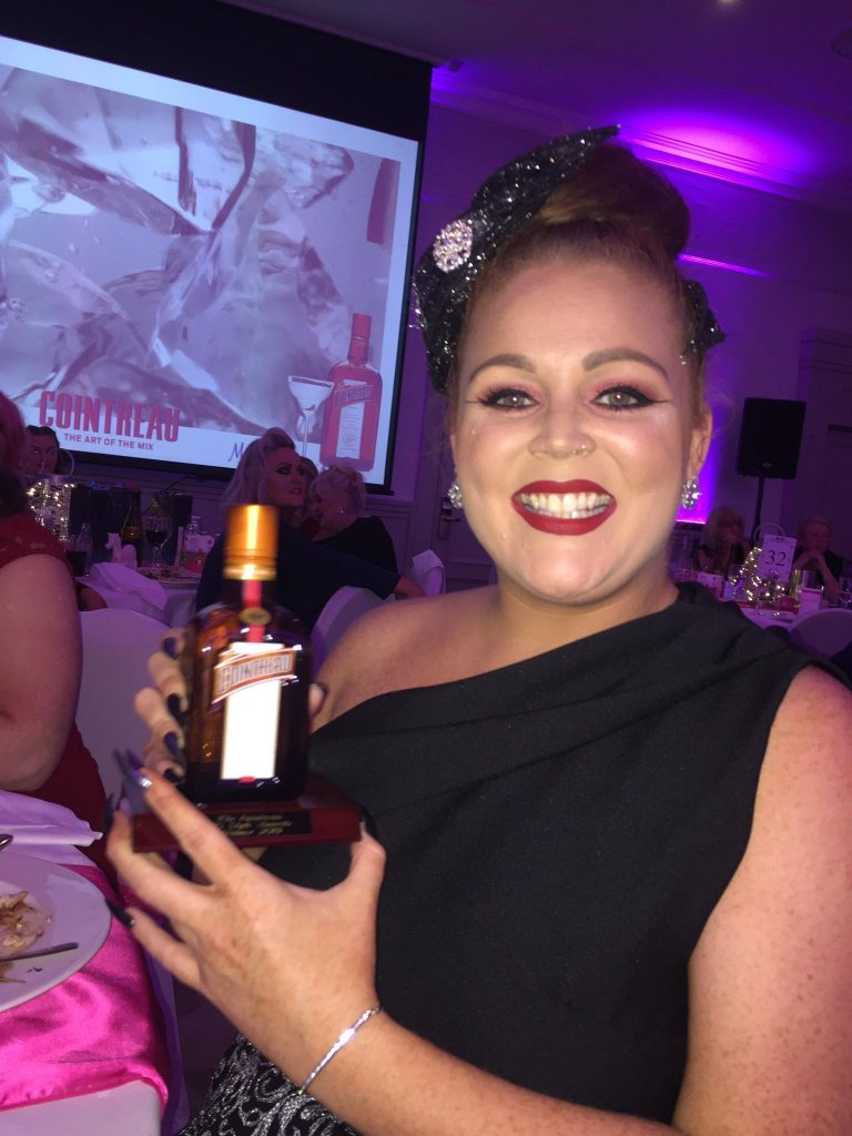 Sarah O' Rourke - Saraden Designs - Winner of Milliner of the Year 2019 - The Hi Style Awards