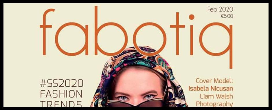 Fabotiq Magazine - Saraden Designs