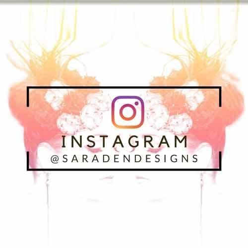 Instagram - Saraden Designs