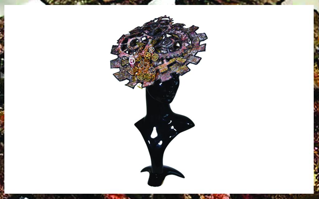 London Hat Week, Eclipse Magazine, Press Feature, Saraden Designs Millinery, Irish Milliner, Evolution