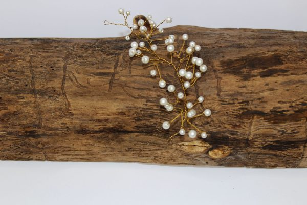 Eve Hair Vine, wedding design, Saraden Designs Millinery, handmade Irish designer
