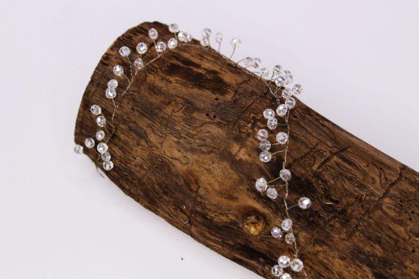 Abigail Hair Vine, wedding design, Saraden Designs Millinery, handmade Irish designer