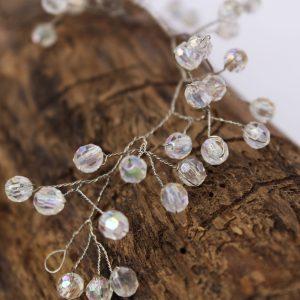 Hailey Hair Vine, wedding design, Saraden Designs Millinery, handmade Irish designer