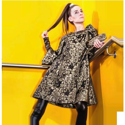 Lou Lou Vance, Journalist, Stylist, Fashion Writer, Saraden Designs, Belfast Fashion Wek, Irish Milliner, Millinery, Irish Designer