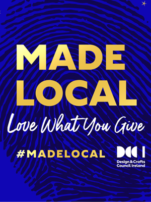 DCCI #madelocal - Saraden Designs Irish milliner
