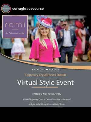 Curragh Ladies Day 2021 Virtual Style Event