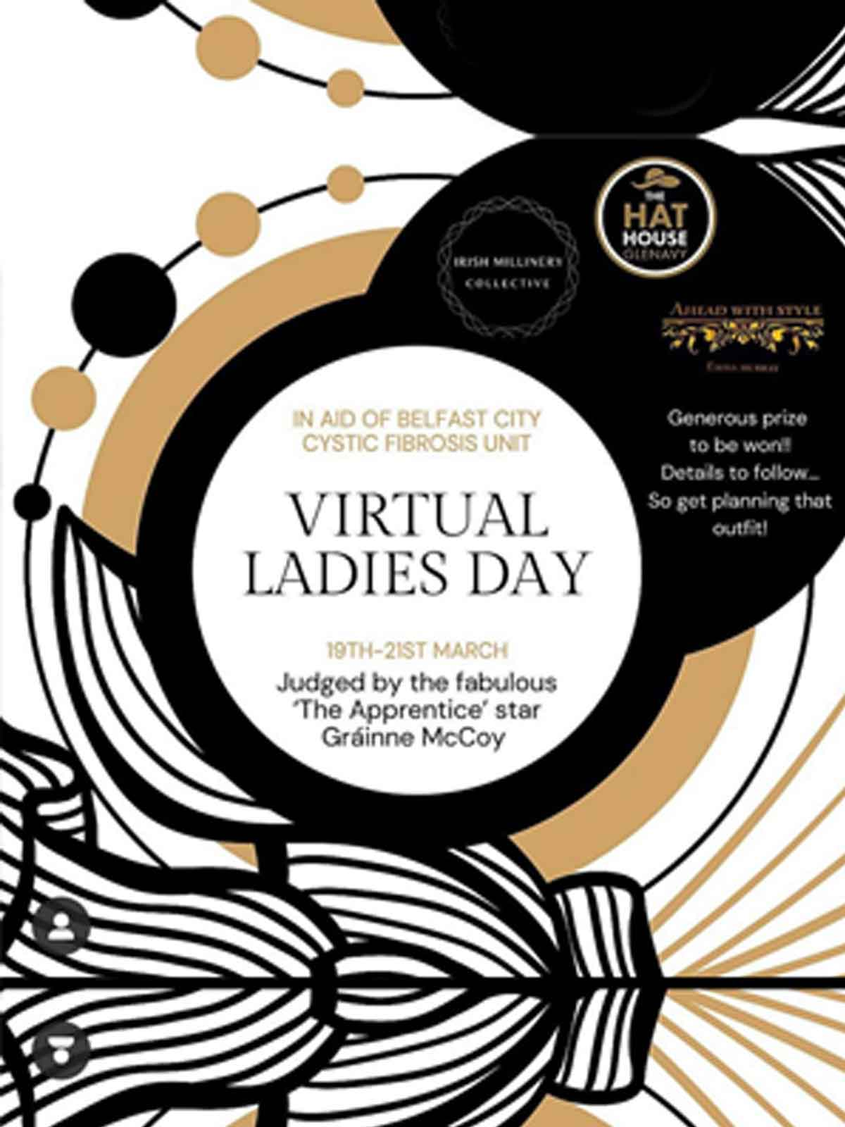 Millinery Collective Virtual Ladies with Saraden Designs Millinery Atelier