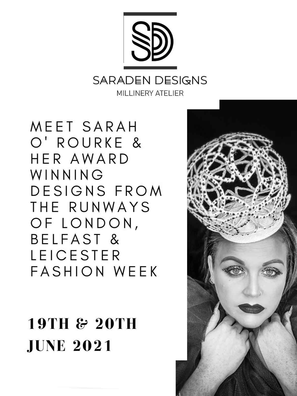 The Dublin Maker 2021   Visit Saraden Designs stand M31 in Zone 5 in Gather town