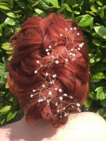 Online Store, Hair vines available from Saraden Designs online store,beautiful handmade hairpieces for any upcoming brides