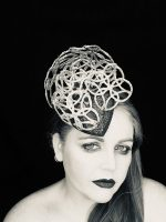 Sarah O' Rourke, Owner of Saraden Designs Millinery Atelier